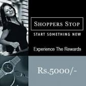 Shoppers Stop Gift Voucher 5000 Gifts toIndia, Gifts to India same day delivery