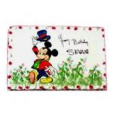 Mickey Garden Cake Gifts toAshok Nagar, cake to Ashok Nagar same day delivery