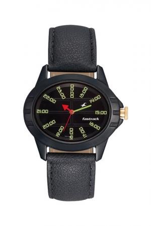 Fastrack Commando black