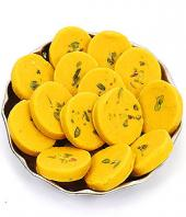 Kesar Peda Gifts toCunningham Road, mithai to Cunningham Road same day delivery