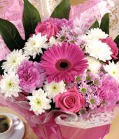 Mixed Bouquet Gifts toHAL, flowers to HAL same day delivery