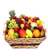 Exotic Fruit Basket 5 kgs Gifts toHebbal, fresh fruit to Hebbal same day delivery
