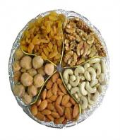 Mixed Dry Fruits Gifts toIndia, Dry fruits to India same day delivery