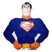 Superman Cake Gifts toKoramangala, cake to Koramangala same day delivery