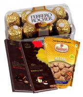 Sweet and spice Gifts toChamrajpet, combo to Chamrajpet same day delivery