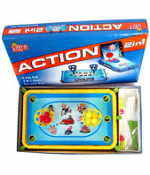 Action 2 in 1 Gifts toIndia, board games to India same day delivery