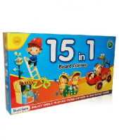 Fifteen in One Board Gifts toIndia, board games to India same day delivery
