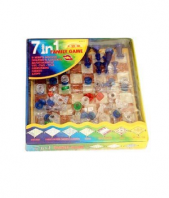 7 in 1 Family Game Gifts toIndia, board games to India same day delivery
