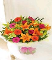 Tropicana Gifts toIndia, sparsh flowers to India same day delivery