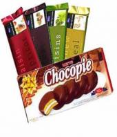 Chocolate Delicacy Gifts toAshok Nagar, combo to Ashok Nagar same day delivery