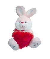 Love Bunny 10 inches Gifts toIndia, teddy to India same day delivery