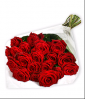 28 red roses Bunch Gifts toBrigade Road, flowers to Brigade Road same day delivery