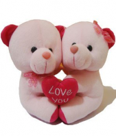 Love You Teddy Bear Gifts toIndia, teddy to India same day delivery