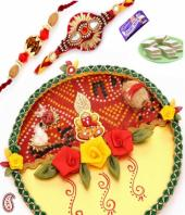 Sisters Love Gifts toIndia, flowers and rakhi to India same day delivery
