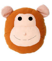 Monkey Cushion Gifts toIndia, toys to India same day delivery