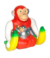 Chimpanzee Toy Gifts toIndia, toys to India same day delivery