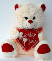 Cuddling Love Gifts toIndia, teddy to India same day delivery