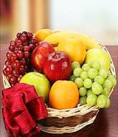 Fruitasia 2 kgs Gifts toAshok Nagar, fresh fruit to Ashok Nagar same day delivery