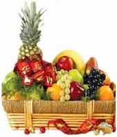 Fresh fruits Bonanza 8kgs Gifts toTeynampet, fresh fruit to Teynampet same day delivery