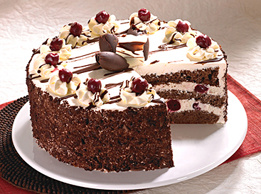 Black Forest small