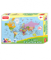 Learn The World Map Gifts toIndia, board games to India same day delivery