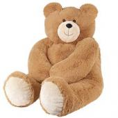 6 feet teddy Bear Gifts tomumbai, teddy to mumbai same day delivery