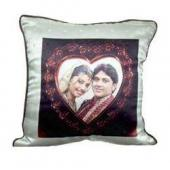 Personalized Photo Square Cushion Gifts toIndia, personal gifts to India same day delivery