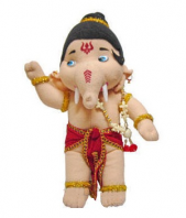 Ganesha Teddy Bear Gifts toIndia, teddy to India same day delivery