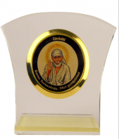 Saibaba Frame Gifts toCottonpet, diviniti to Cottonpet same day delivery