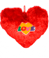 Love Cushion Gifts toIndia, toys to India same day delivery