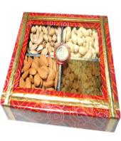Mixed Dry Fruits 1kg Gifts toIndia, Dry fruits to India same day delivery