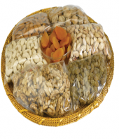 Dry Fruits Combo Gifts toCox Town, dry fruit to Cox Town same day delivery