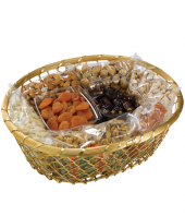 Dry Fruit Basket Gifts toIndia, Dry fruits to India same day delivery