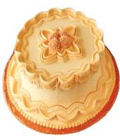 Butterscotch Cake Gifts toHBR Layout, cake to HBR Layout same day delivery
