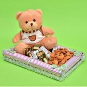 6 ft Teddy Bear Gifts toIndia, teddy to India same day delivery