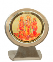 24 Ct gold plated Ramdarbar Gifts toCottonpet, diviniti to Cottonpet same day delivery