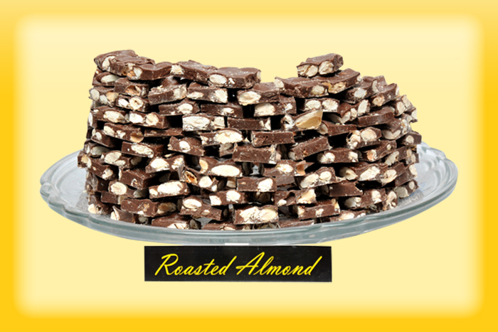 Ooty Chocolates Almond Clusters