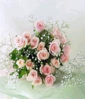 Pink Delight Gifts toHBR Layout, flowers to HBR Layout same day delivery