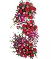 Tower of Love Gifts toIndia, sparsh flowers to India same day delivery