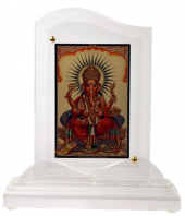 Ganesha Acrylic Frame Gifts toChurch Street, diviniti to Church Street same day delivery