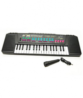 Mike with Electronic Keyboard Gifts toIndia, toys to India same day delivery