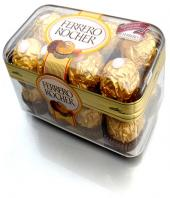 Ferrero Rocher 16 pc Gifts toCooke Town, Chocolate to Cooke Town same day delivery