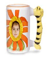 Animal Mugs Gifts toIndia, personal gifts to India same day delivery