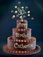 3 Tier Chocolate cake Gifts toHBR Layout, cake to HBR Layout same day delivery