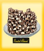 Ooty Chocolates Almond Clusters Gifts toHBR Layout, Chocolate to HBR Layout same day delivery
