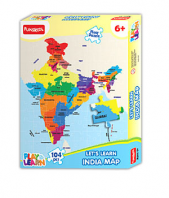 Learn India Map Gifts toIndia, board games to India same day delivery