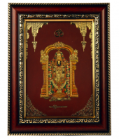 God Balaji Frame Gifts toCottonpet, diviniti to Cottonpet same day delivery