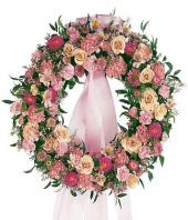Wreath Peace Gifts toIndia, sparsh flowers to India same day delivery