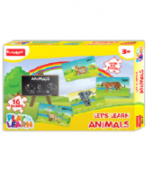 Learn Animals Gifts toIndia, board games to India same day delivery