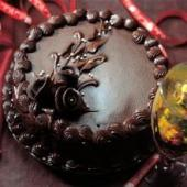 chocolate cake 2kg Gifts toHBR Layout, cake to HBR Layout same day delivery
